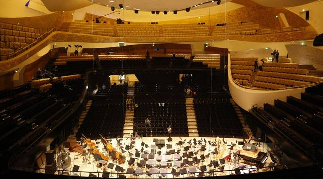 un demi million de visiteurs pour la philharmonie 20minutes fr