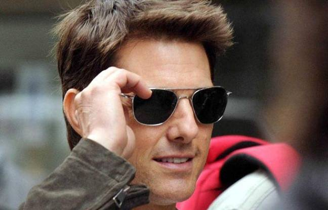 Tom Cruise à New York en juin 2012.