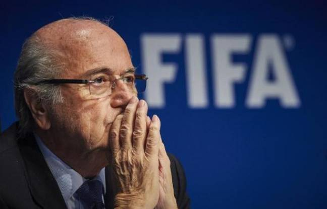 VIDEO. Sepp Blatter va quitter la Fifa