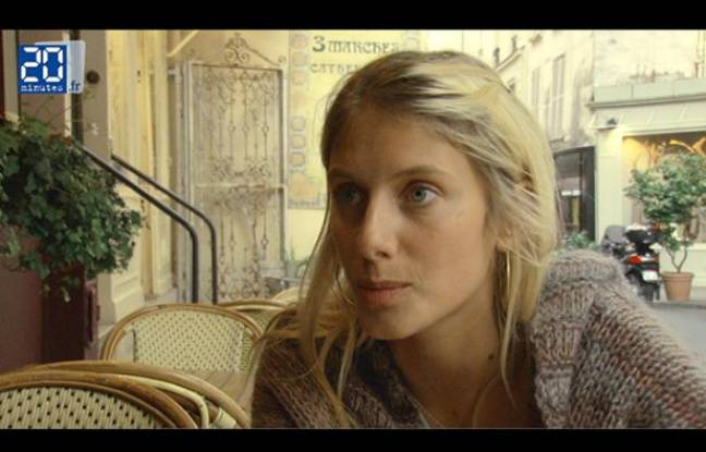 Mélanie Laurent milite contre la surpêche.