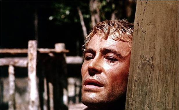 Peter O'Toole dans Lord Jim