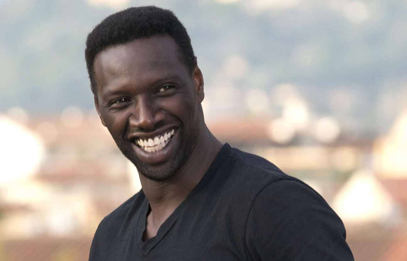Omar Sy Pictures to pin on Pinterest