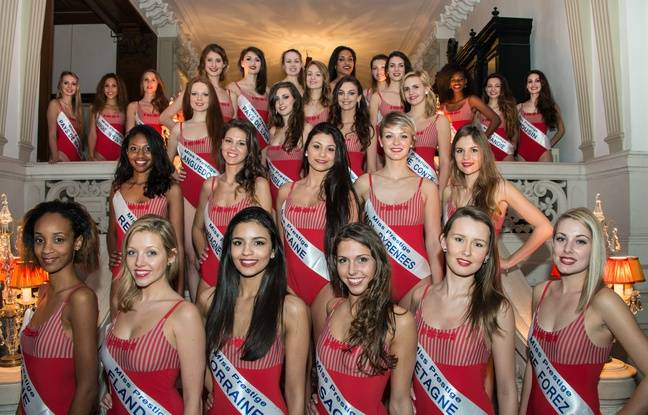 Les 29 candidates de Miss Prestige National 2016.