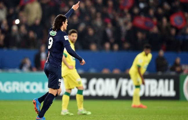 Coupe de france paris se qualifie en toute s r nit face - Finale coupe de france football 2015 ...