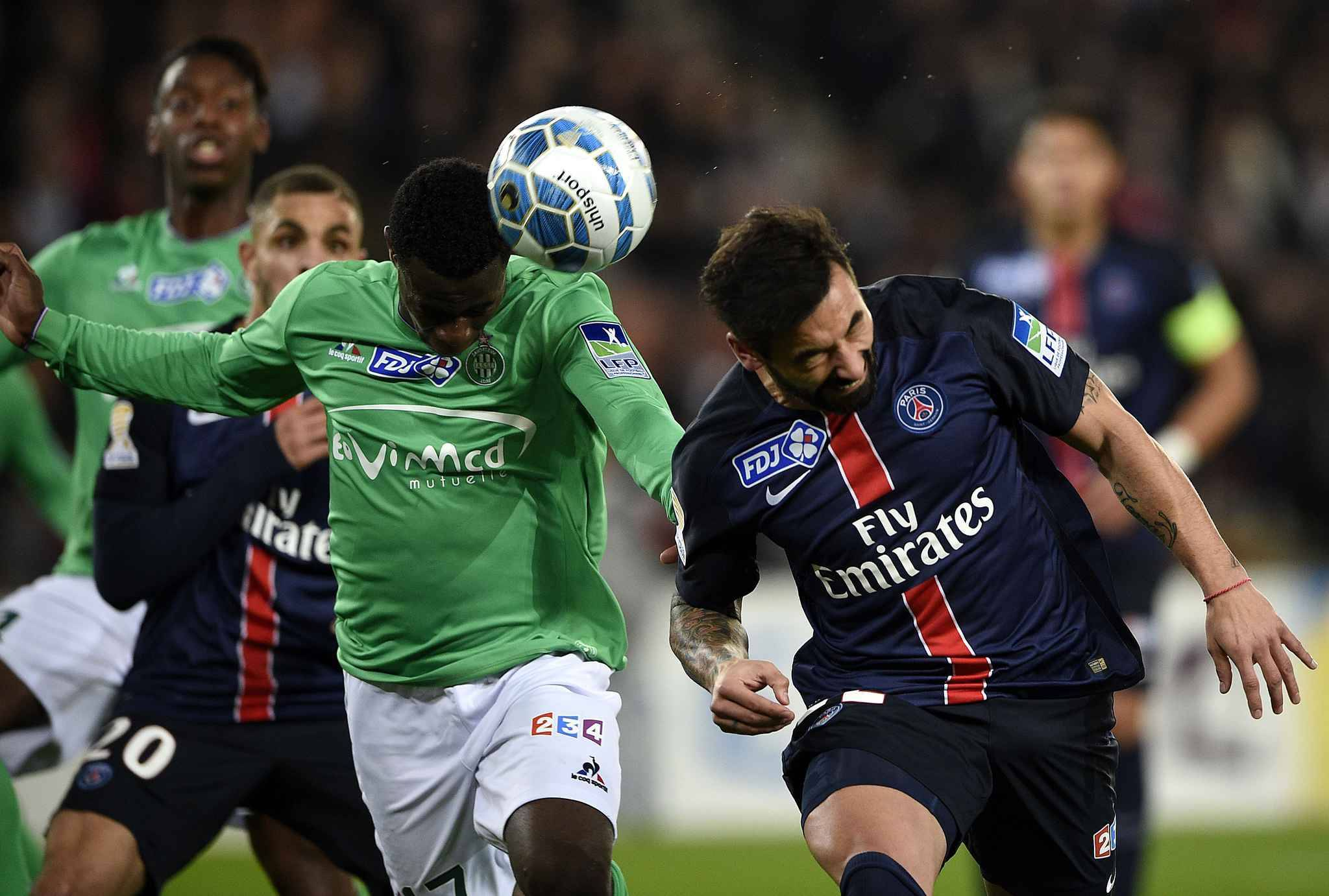 Coupe de la ligue un tout petit psg carte saint etienne - Paris saint etienne coupe de la ligue ...