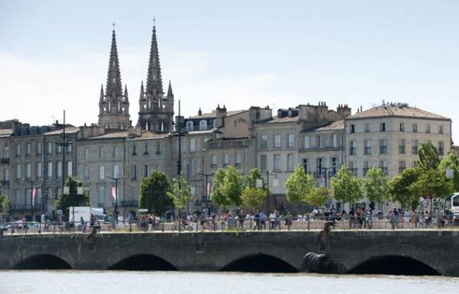 Bordeaux dans le triangle d 39 or on ne trouve plus rien for Immobilier bordeaux france