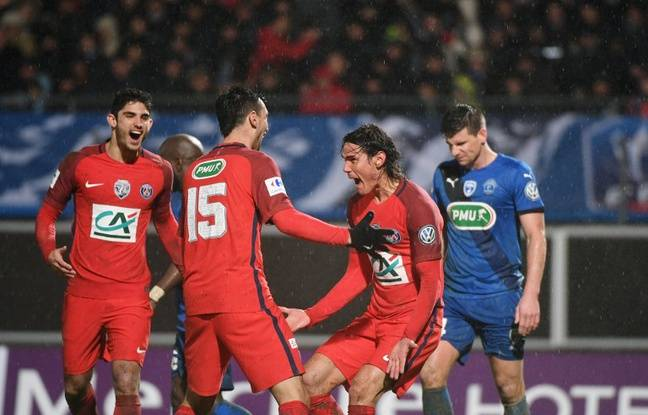 Coupe de france le psg affrontera avranches en quarts de finale monaco potentiellement contre - Tirage coupe de france quart de finale ...