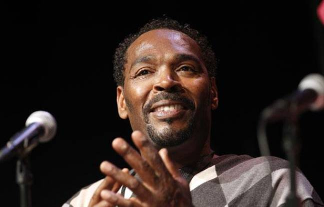 Rodney King, à Los Angeles, le 21 avril 2012.
