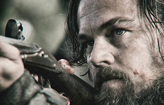 DiCaprio dans The Revenant.