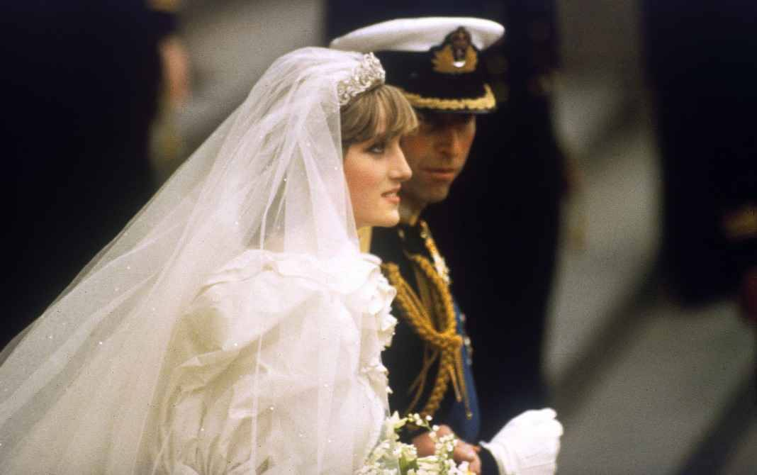 Lady Diana et Charles ...
