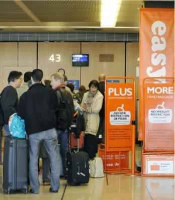Certains vols annul s orly sud - Comptoir easyjet orly sud ...