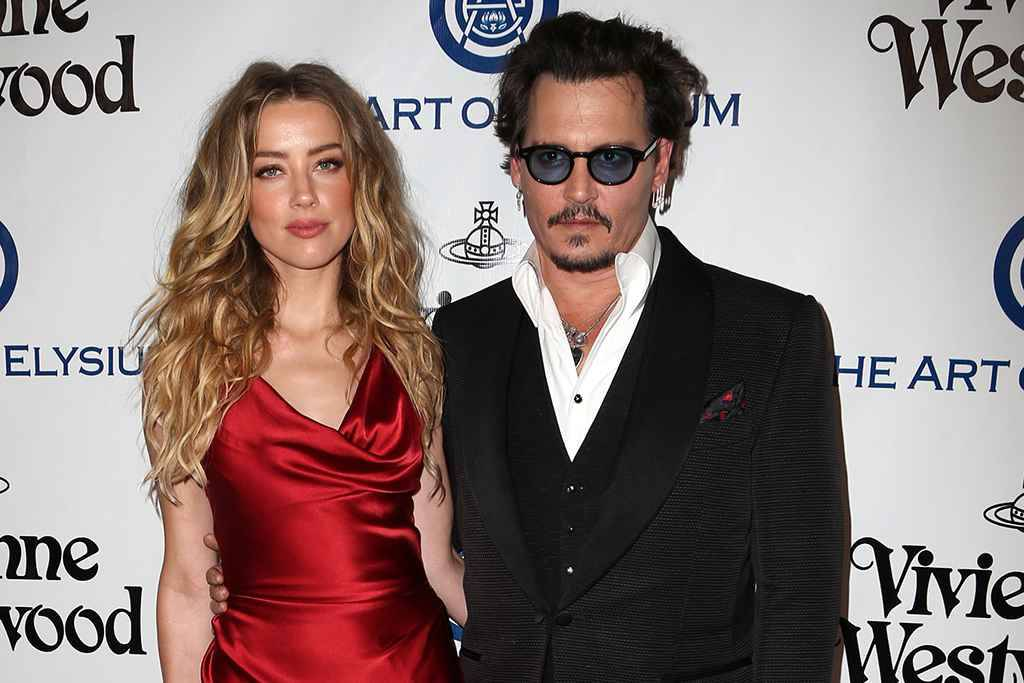 Johnny Depp réclame 100 000$ à Amber Heard