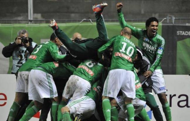 Coupe de la ligue saint etienne limine le psg - Paris saint etienne coupe de la ligue ...