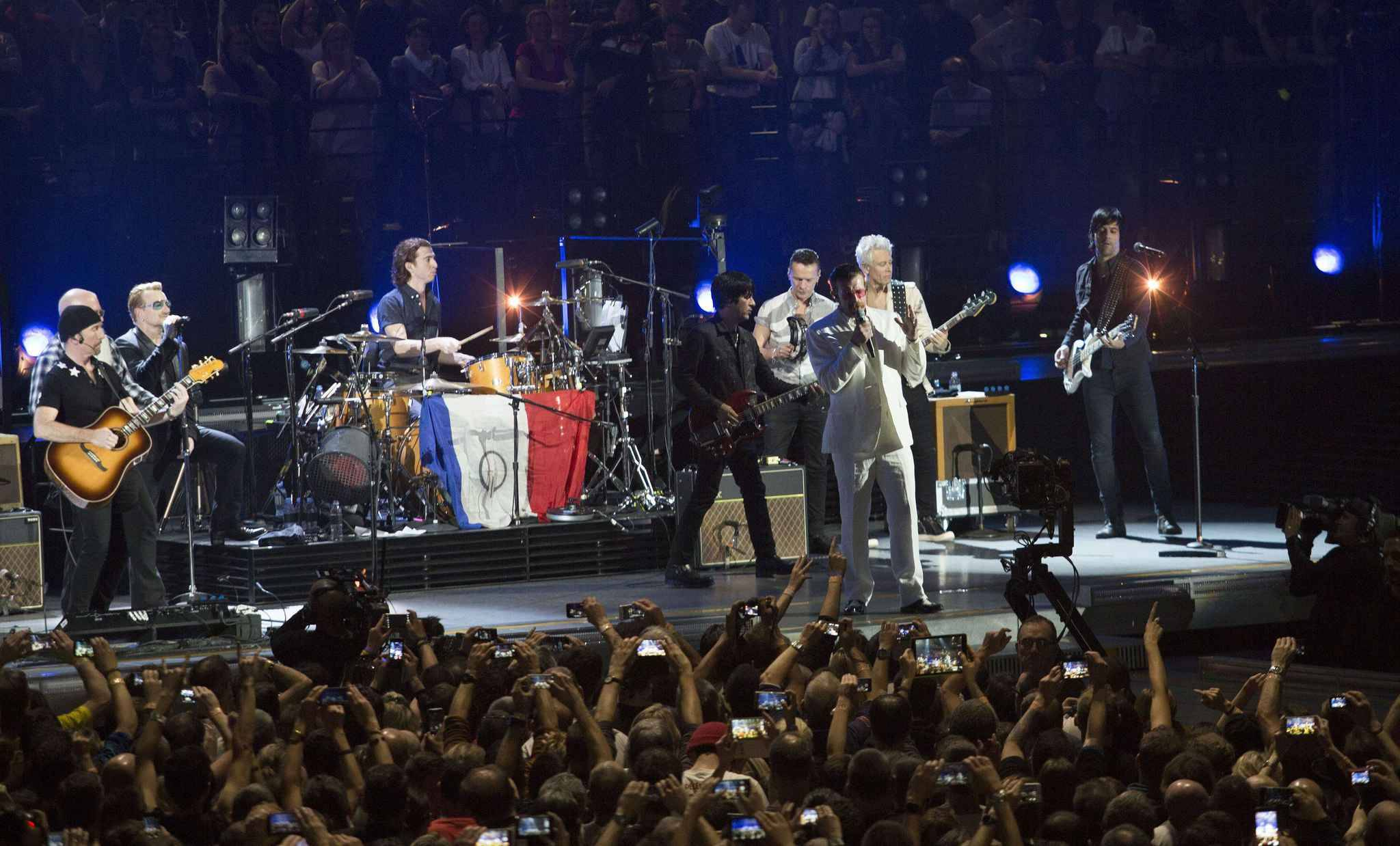 Attentats: les Eagles of Death Metal en concert à Paris en février