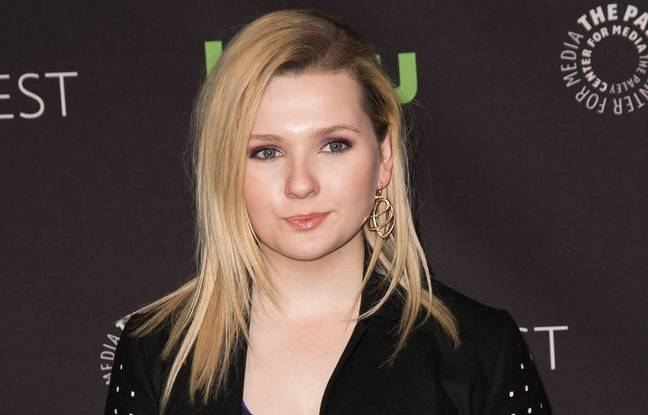 L'actrice Abigail Breslin