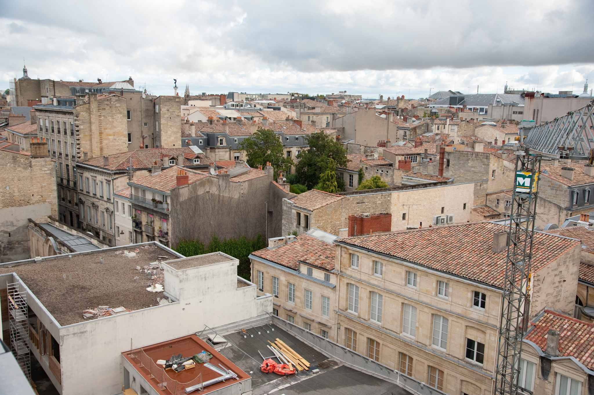 Bordeaux un plan pour la r novation de l 39 habitat et la for Immobilier bordeaux france
