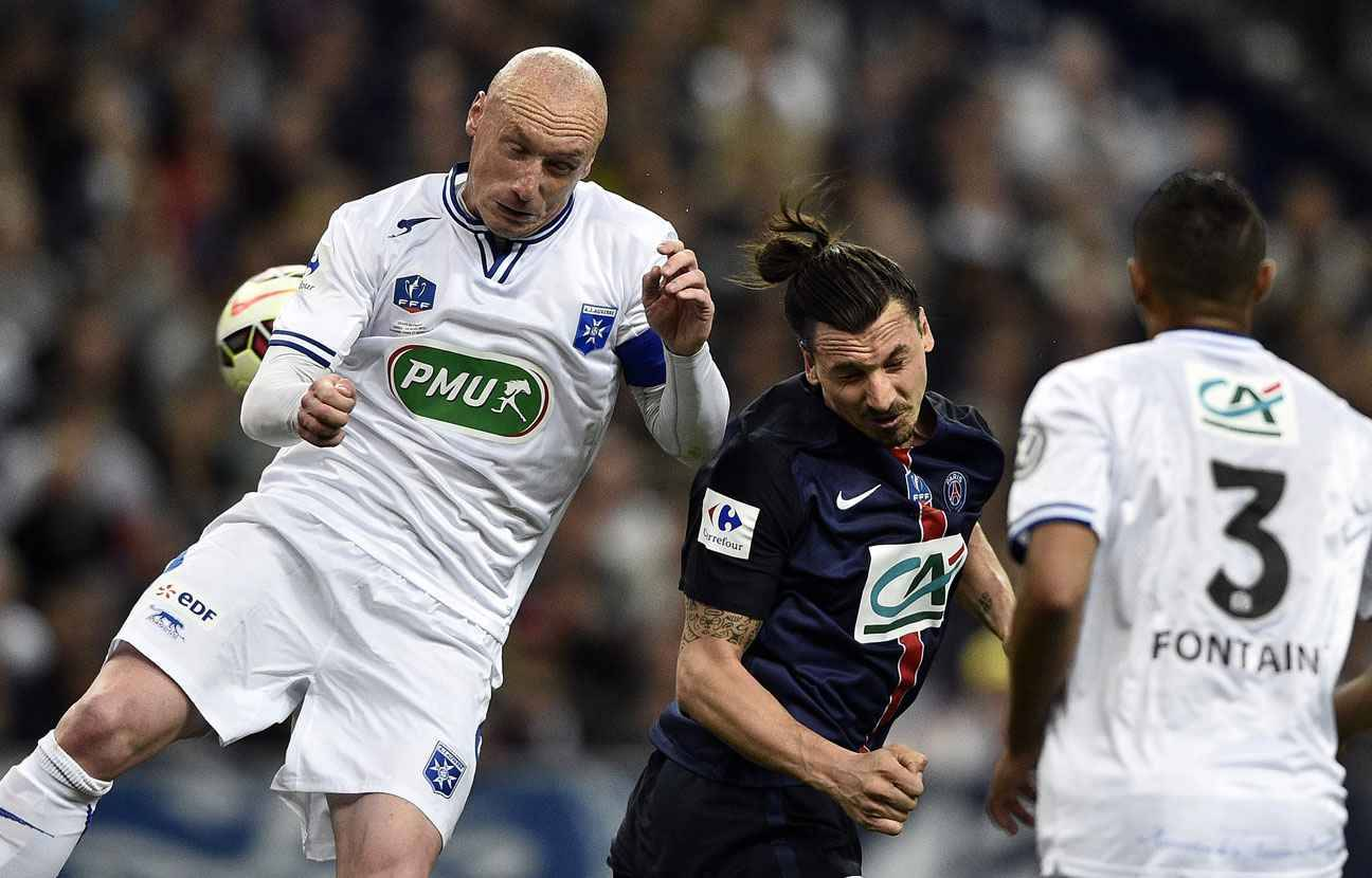 Coupe de france d c s de l actionnaire majoritaire d - Finale coupe de france football 2015 ...