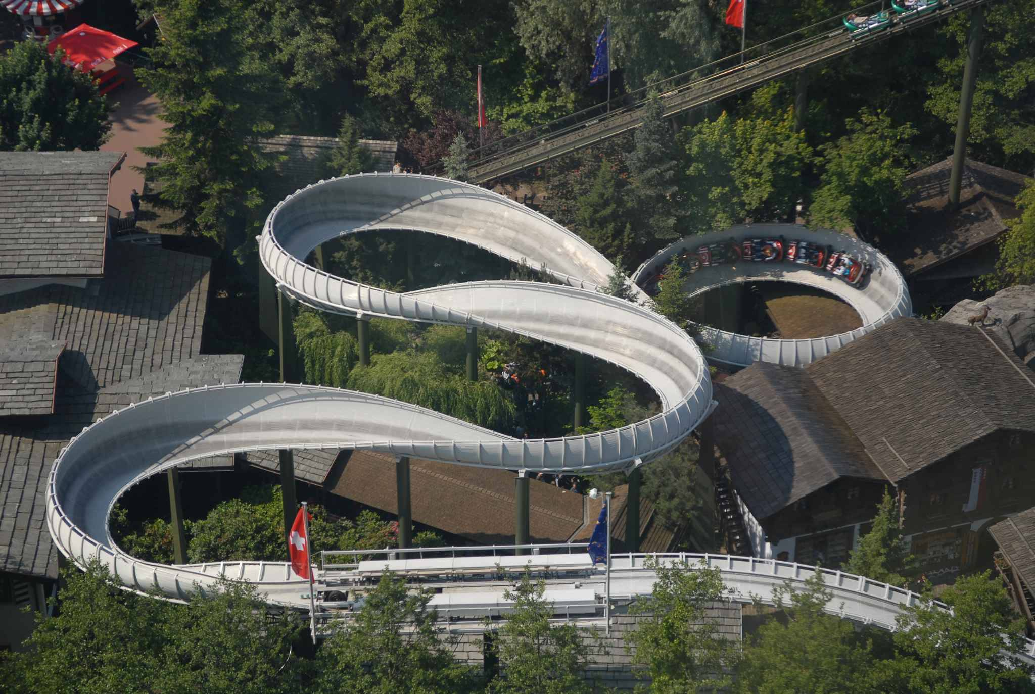 video europa park un simulateur de vol g ant attendu au