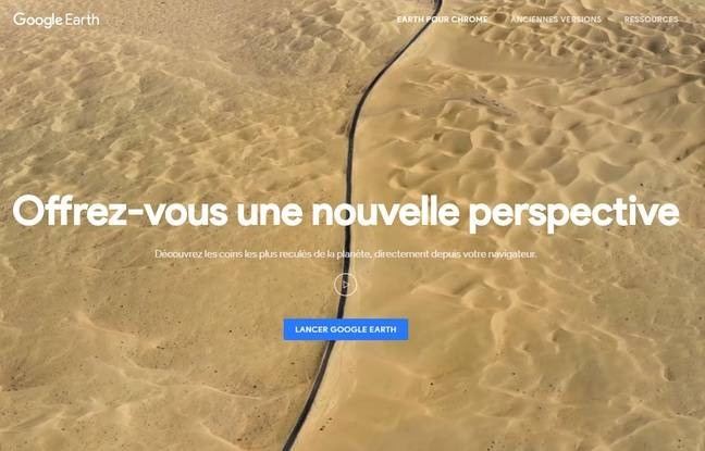 Google Earth est plus intelligent qu'avant