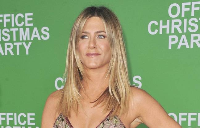L'actrice Jennifer Aniston