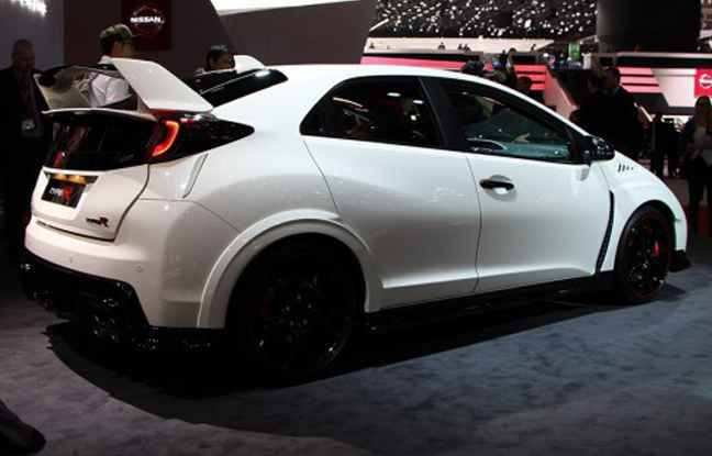 honda civic type r a partir de euros. Black Bedroom Furniture Sets. Home Design Ideas