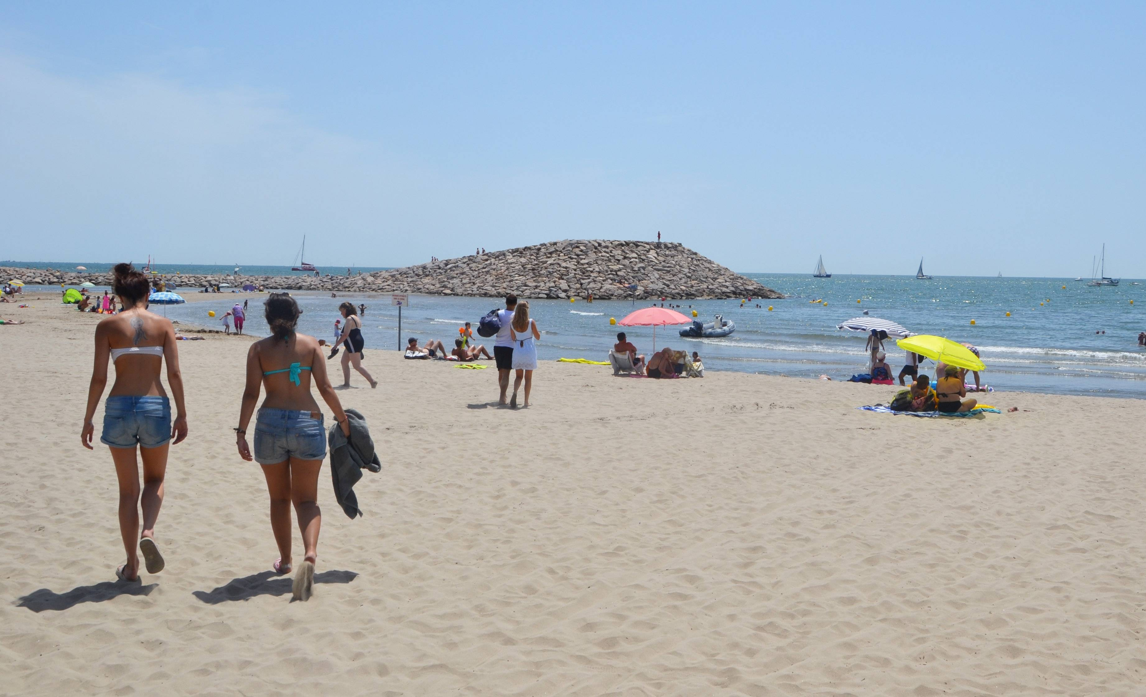 montpellier-plage - Photo