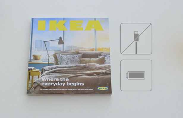 ikea se moque d 39 apple dans une publicit pour le bookbook. Black Bedroom Furniture Sets. Home Design Ideas