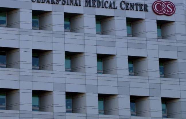Le Cedars Sinaï Medical Center, à Los Angeles
