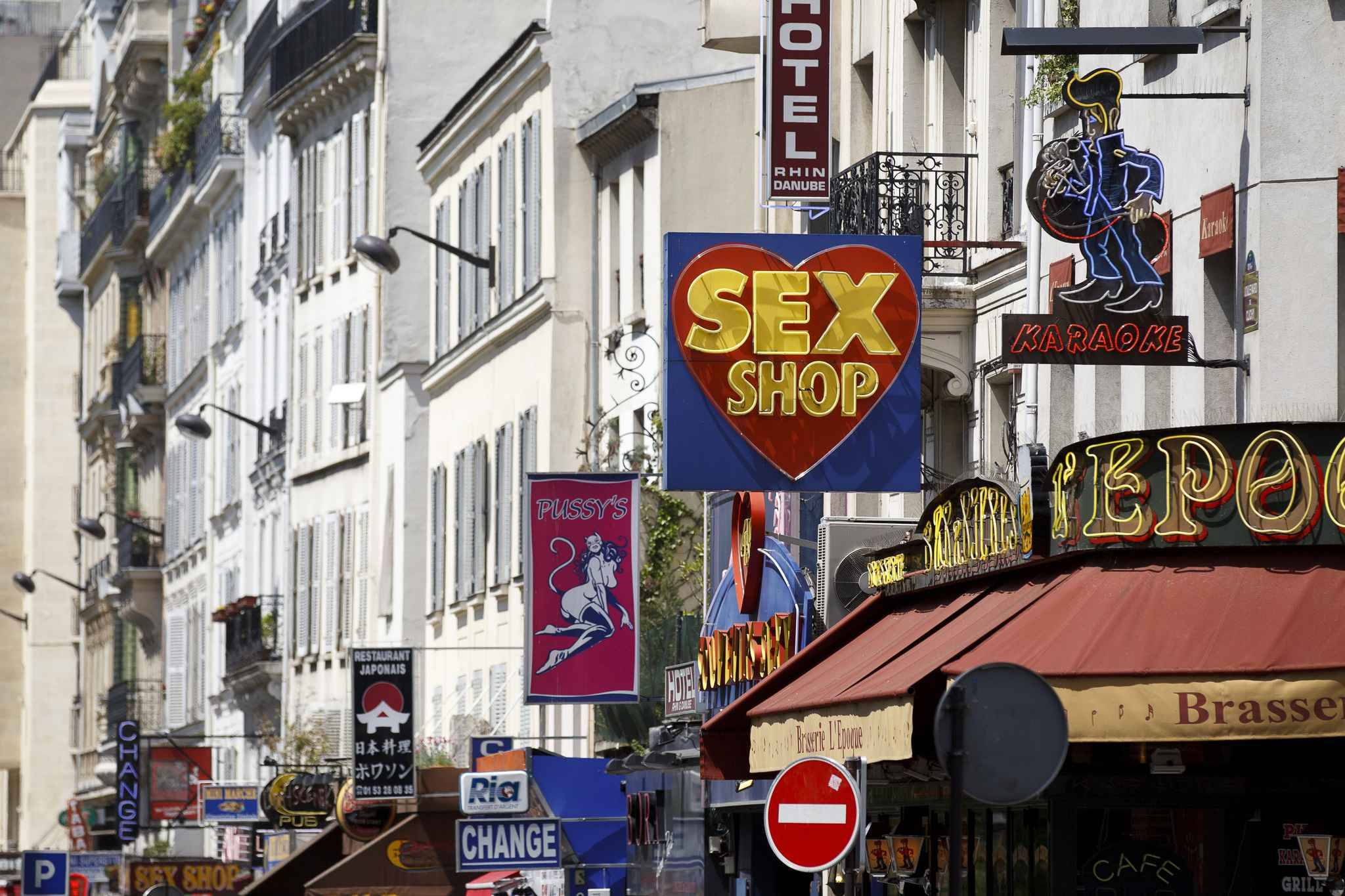 Magasin de dvd de sexe