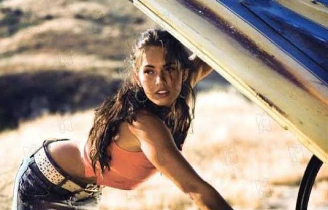 Megan Fox dans «Transformers»