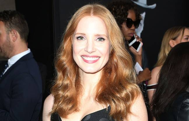 Jessica Chastain à Los Angeles