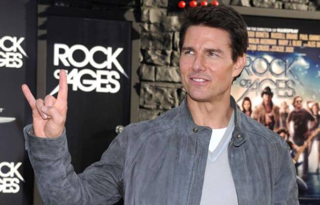 Tom Cruise le 8 juin 2012.