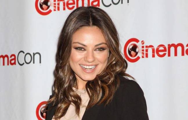 Mila Kunis au CinemaCon, le 24 avril 2012.