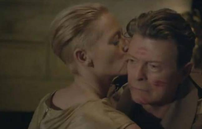 Image du clip du nouveau single «The Stars (Are out tonight)» de David Bowie