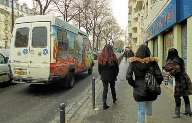 Rencontre bus