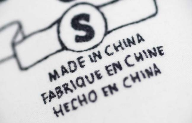 "Illustration : produit ""Made in China"""