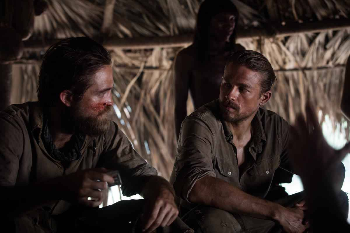 "Résultat de recherche d'images pour ""robert pattinson charlie hunnam the lost city of z"""