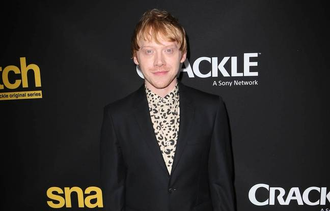 Rupert Grint à la projection de Snatch