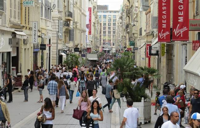 Marseille a gagné 795 habitants en cinq ans (photo d'illustration).