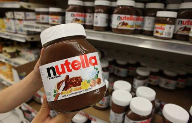 Un pot de pâte à tartiner Nutella