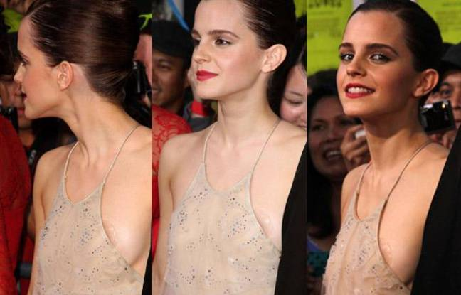 Emma Watson à la première du film «The Perks of Being a Wallflower» à Hollywood le 9 septembre 2012.