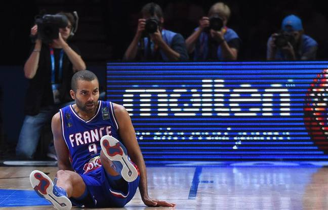 Video eurobasket tout est de ma faute quand parker se for Interieur sport tony parker