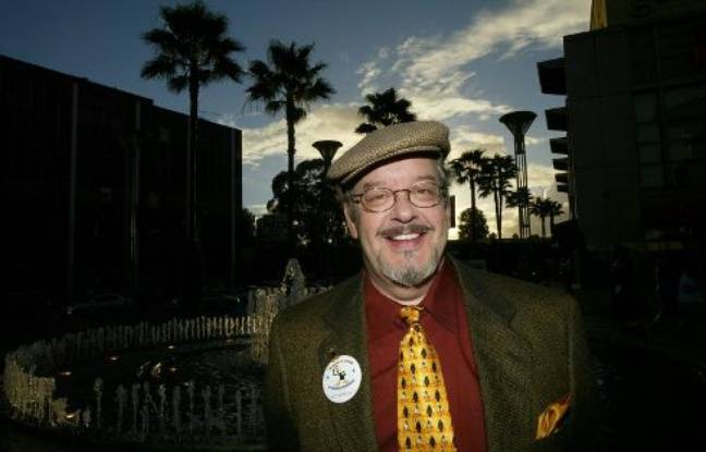 Joe Alaskey, le 19 octobre 2004, à Los Angeles.