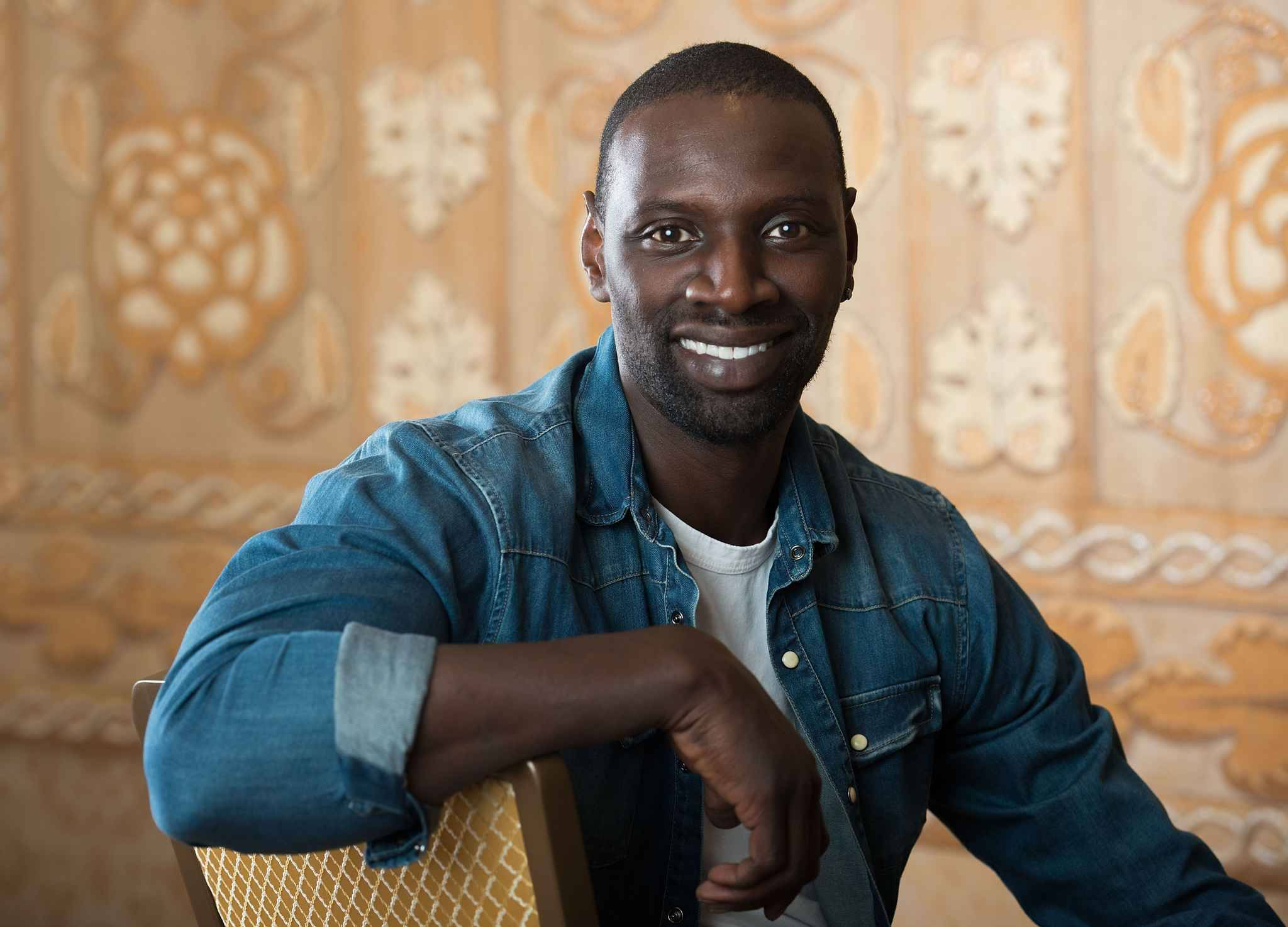 omar sy height