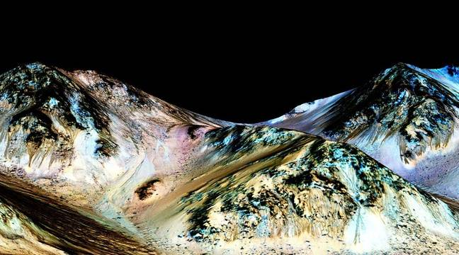 648x360 mandatory credit photo by nasa jpl caltech univ of ari rex shutterstock 5189267a dark narrow streaks