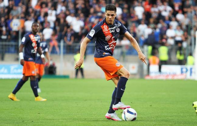 ligue 1 le mhsc s 39 impose face lorient 2 1 et rolland courbis respire. Black Bedroom Furniture Sets. Home Design Ideas
