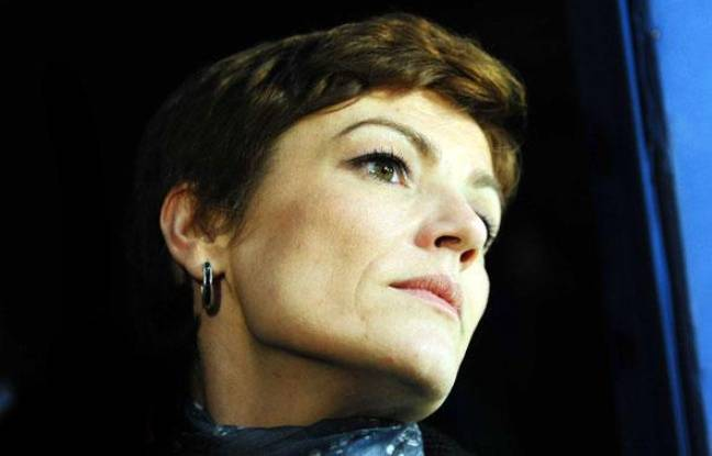 La Mnistre des Sports, Chantal Jouanno, le 27 novembre 2010, à Paris.