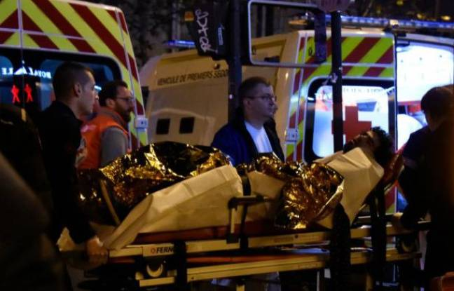 bataclan attentat photo