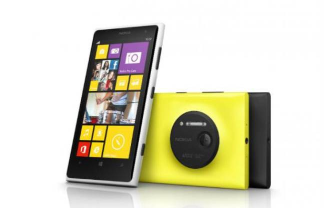 nokia lumia 1020 l appareil photo compact qui t l phone. Black Bedroom Furniture Sets. Home Design Ideas