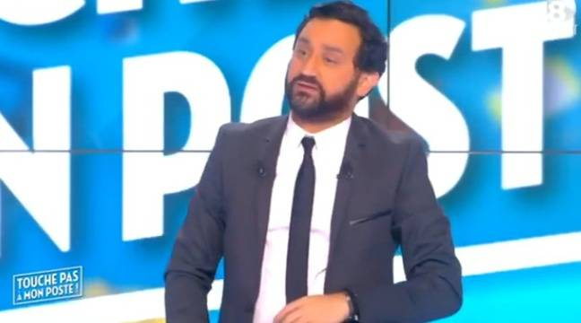 touche pas mon poste cyril hanouna balance ses v rit s dans society. Black Bedroom Furniture Sets. Home Design Ideas